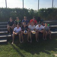 Mannschaftsfoto U20 2018